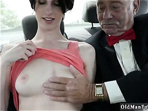 Japan nubile big breasts first-ever time Frannkie goes down the Hersey highway