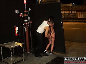 gripped gimp and cruel teenager honeypot spanking Next, he tosses her over a cage and screws