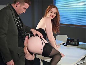 Zara DuRose humped in her pink vagina