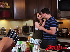 Stacey Levine gets romped deeply by her friend's father