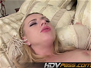 HDVPass Lexi Belle moans like a biotch when romping