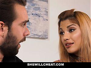 SheWillCheat - super hot cheating wife revenge fuckin'