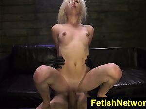 HelplessTeens Piper Perri outdoor domination & submission