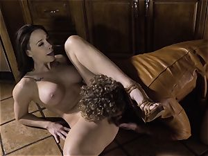 Spoiled pt two Chanel Preston gets her torrid labia handled