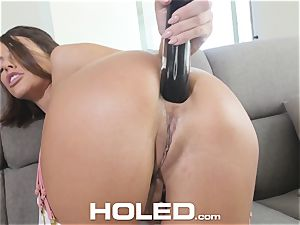 HOLED assfuck penetrate and facial with Adriana Chechik