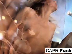 Capri Getting Down And muddy With virginity Lynn