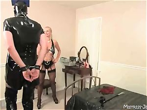 Many female domination mistresses predominate obedient males