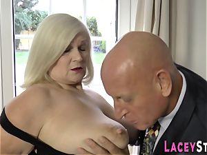big booty brit granny
