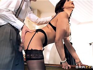 wild dolls Anna Polina inhales and penetrates a immense shaft