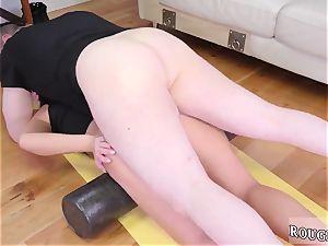 babe gimp bondage Ass-Slave Yoga