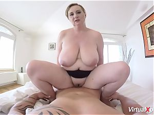super-fucking-hot pov hump with chesty stepmom