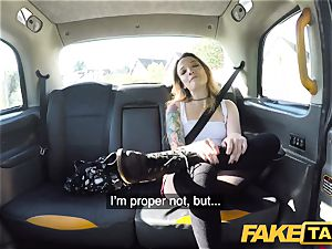 faux cab smallish Kylie Nymphette snatch nailed