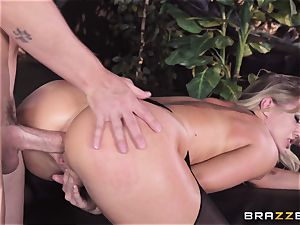 buttfuck drilling Candice Dare rock hard and deep