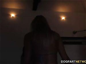 Jasmine Jae and Lexi Lowe love big black cock buttfuck with Mandingo
