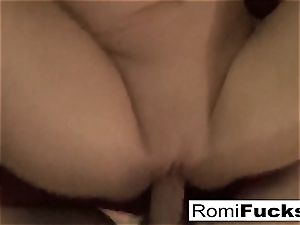 fucky-fucky tape from Romi Rain's intimate collection