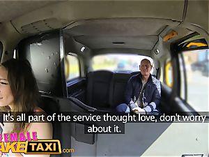 nymph fake taxi Cabbie likes paramedics meaty trunk
