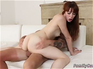 mother caught ally s daughter-in-law tugging very first time What A filth You Made