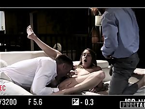 pure TABOO honey Tricked Into vengeance 3 way with Strangers