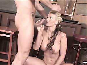 Phoenix doing it all to satisfy her dude with her vagina