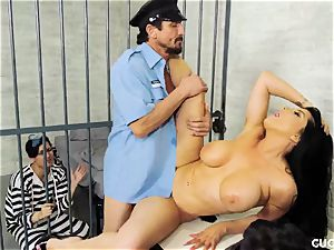 Romi Rain - My hubby should know how to plumb a real boys