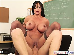delicious teacher love buttons Jade nailed in the classroom