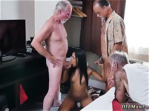 light-haired mommy gets young sausage hard-core Staycation with a mexican hottie