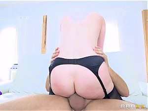 super hot ass black-haired Veruca James fucked in her butthole